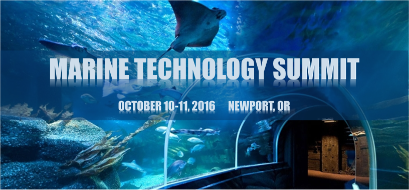 2016 Marine Tech Summit
