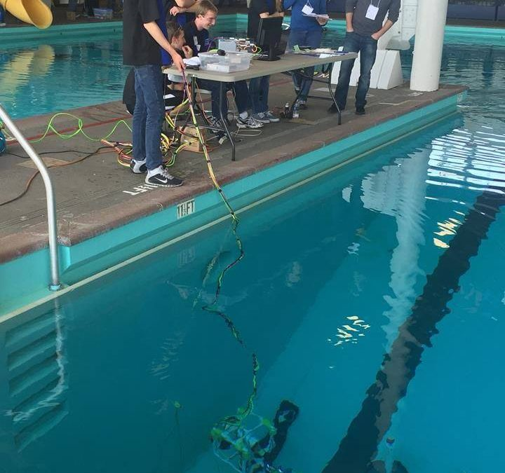 2017 Oregon Regional MATE ROV Competition – Call for Volunteers