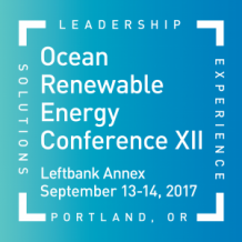 Ocean Renewable Energy Conference XII